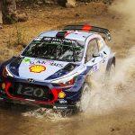 WRCラリー・メキシコ速報。シェイクダウンテストでトップはヒュンダイのティエリーヌーベル!