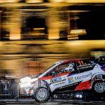 WRCラリー・メキシコ速報。なんと立木が好きなトヨタユホ・ハンニネンがSS1でトップ。トヨタヤリスWRCのポテンシャルの高さが伺える。