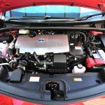 zvw52プリウスphv納車4日目。昨日はバッテリーを空にしたので今日はおとなしく乗ろう。