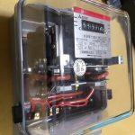 プリウスphvの充電の為の消費電力を正確に測るためにメーターを買った。