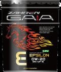 オイル交換。ザーレンオイルGAIA EPSILON 粘度の低いOW-16をキープした。