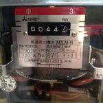 今日の消費電力は5.3kwh